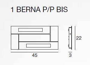 BERNA PLAF PICC BIS PAR