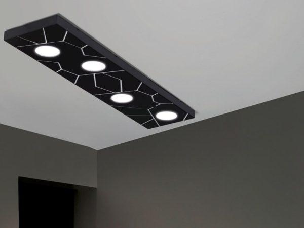 B Street System Ceiling Light Cattaneo Illuminazione 336693 Reldb40aea4