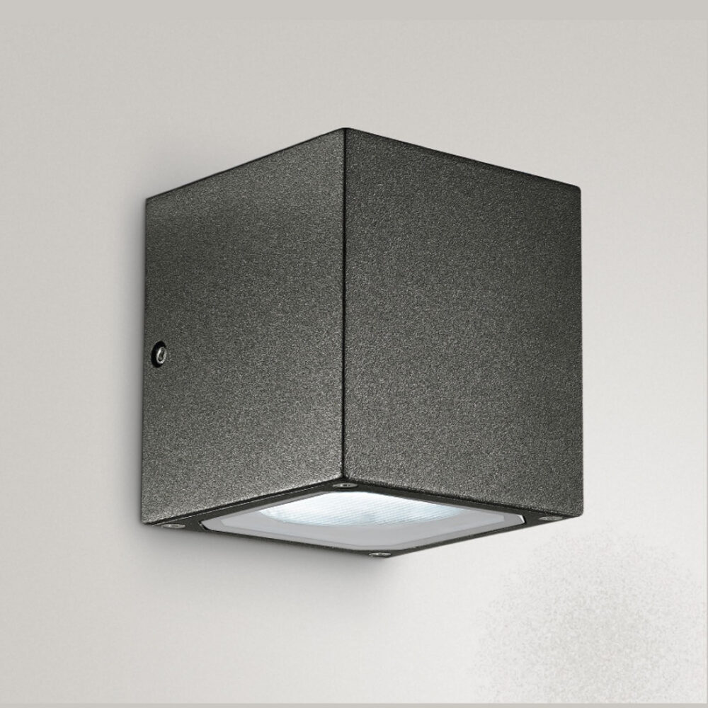 GEA LED APPLIQUE GES170 GRIGIO ANTRACITE